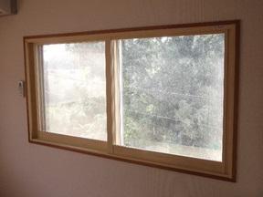 内窓プラスト取付工事 八千代市 S様