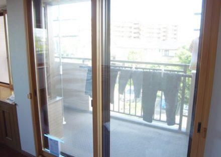 千葉県 八千代市G様 内窓 LIXIL インプラス 遮熱Low-E複層ガラス