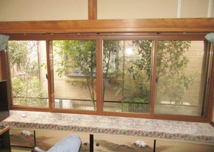千葉県 千葉市中央区 内窓 LIXILインプラス ガラス防音ガラスソノグラス