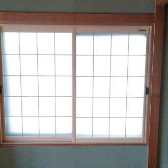 千葉県千葉市 F様 YKKプラマードU 内窓工事