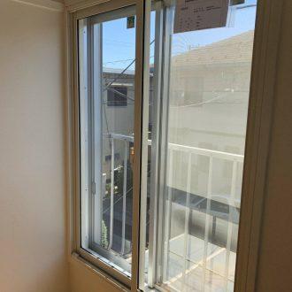 埼玉県久喜市 一戸建て 内窓工事 LIXIL インプラス