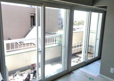東京都杉並区 C様 大信工業 プラスト 内窓工事