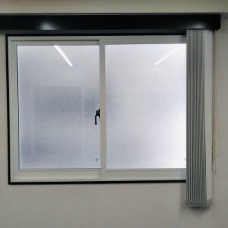 内窓工事でしっかり防音対策 ~千葉市 M教室 大信工業 PLAST~